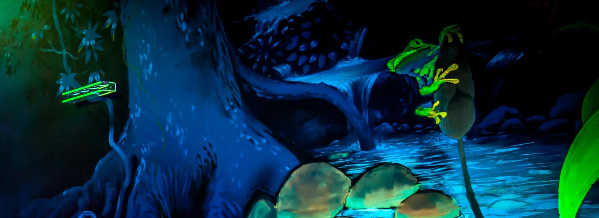 Glow HP Frosch