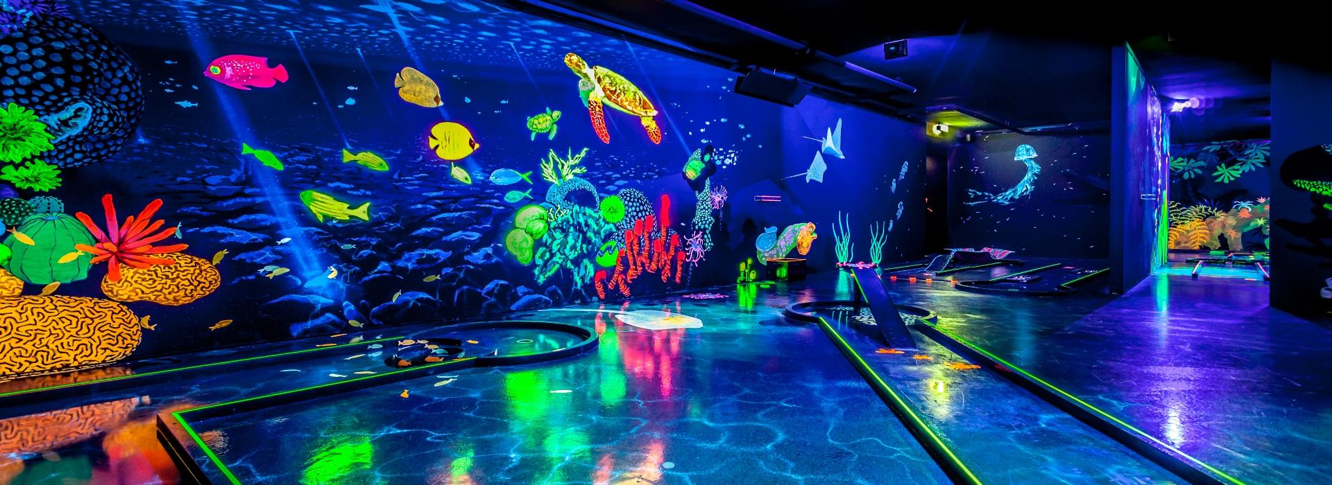 Glow HP Unterwasser
